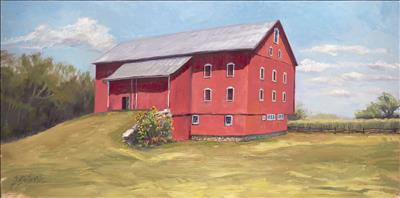 Swiss Heritage Museum Barn (Adams County)