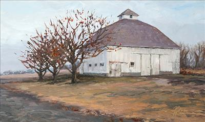 Gatto Square Barn (Wells County)